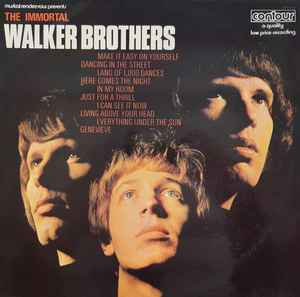 Walker Brothers, The – The Immortal Walker Brothers  [idnr:14759]
