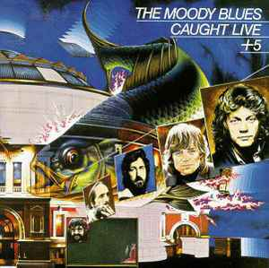 Moody Blues, The – Caught Live +5 [idnr:13899]