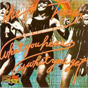 """Ike & Tina Turner – """"What You Hear Is What You Get"""" - Live [idnr:11084]"""