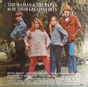 Mamas & The Papas, The – 16 Of Their Greatest Hits  [idnr:14683]