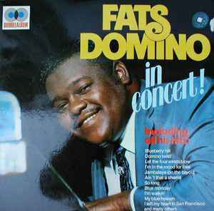 Fats Domino – In Concert! [idnr:06412]