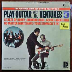 Ventures, The ‎– Play Guitar With The Ventures Vol 3 [idnr:11773]