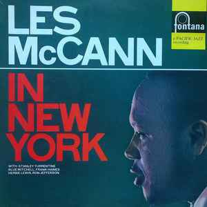 Les McCann ‎– In New York [idnr:12557]