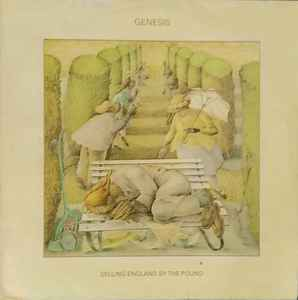 Genesis – Selling England By The Pound  [idnr:14798]