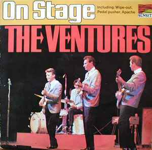 Ventures ‎The – On Stage [idnr:14409]