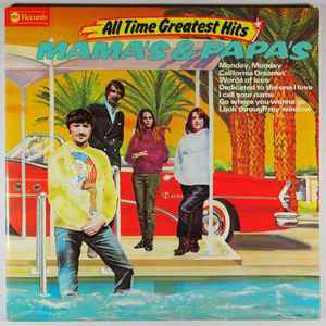 Mama's & Papa's – All Time Greatest Hits  [idnr:14790]