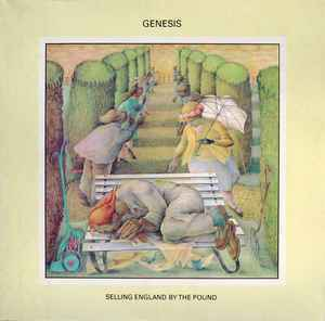 Genesis – Selling England By The Pound  [idnr:14816]