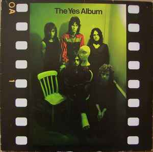 Yes – The Yes Album  [idnr:15040]