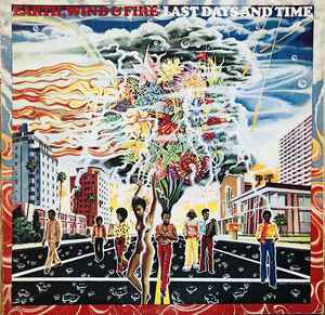 Earth, Wind & Fire – Last Days And Time [idnr:14520]