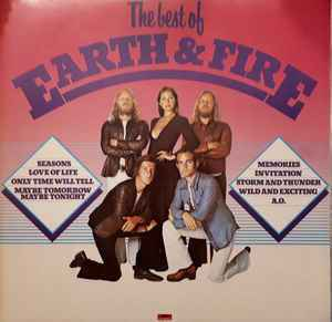Earth & Fire – The Best Of Earth & Fire [idnr:09124]