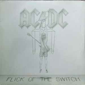 AC/DC ‎– Flick Of The Switch [idnr:14014]