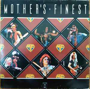 Mother's Finest – Mother's Finest [idnr:13734]
