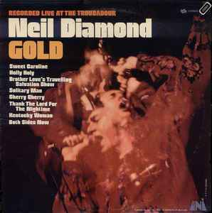 Neil Diamond ‎– Gold [idnr:10473]