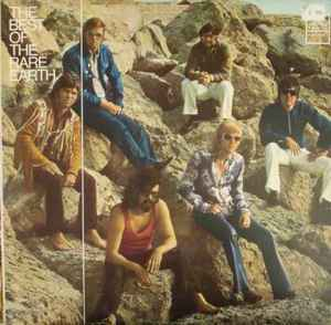 Rare Earth, The  – The Best Of The Rare Earth  [idnr:09061]