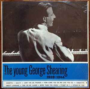 George Shearing – The Young George Shearing [idnr:14855]