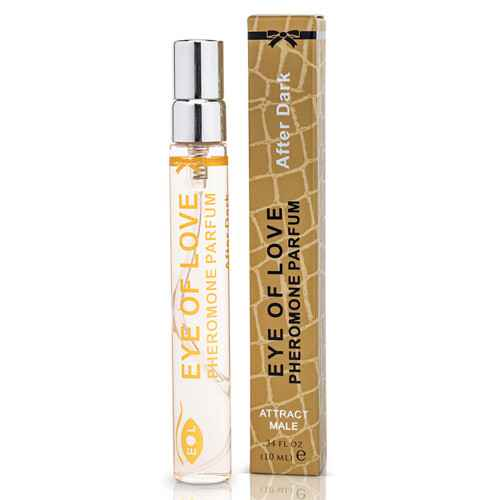 EOL Body Spray After Dark Vrouw Tot Man - 10 ml.    EOL-P-15