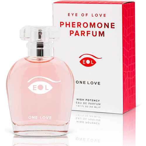 One Love - Feromonen Parfum.    EOL-P-06DX