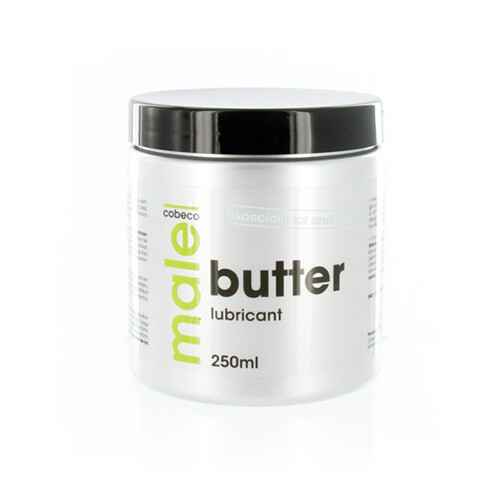MALE - Butter Lubricant (250ml).                  11800006