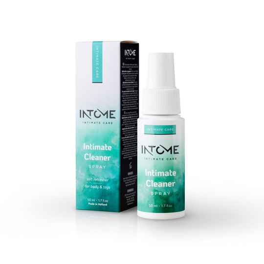 Intome Intimate Cleaner Spray - 50 ml.                 INT-IC-02