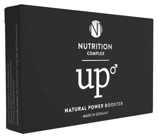 N1 up – Natural Power Booster              4 capsules