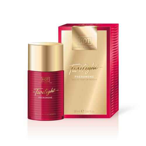 HOT Twilight Feromonen Parfum - 50 ml.    55021