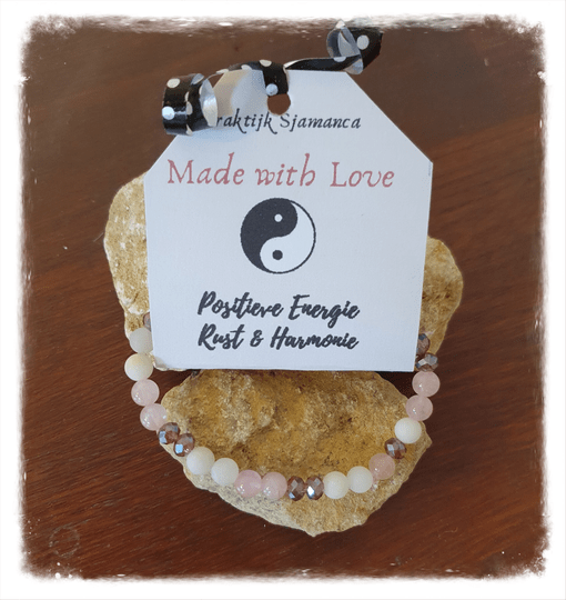 """Made with Love """"POSITIEVE ENERGIE & RUST"""