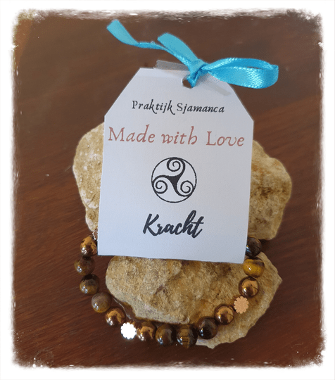 """Made with Love """"KRACHT"""""""
