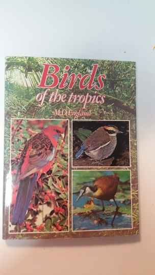 Birds of thetropics  M.D.England