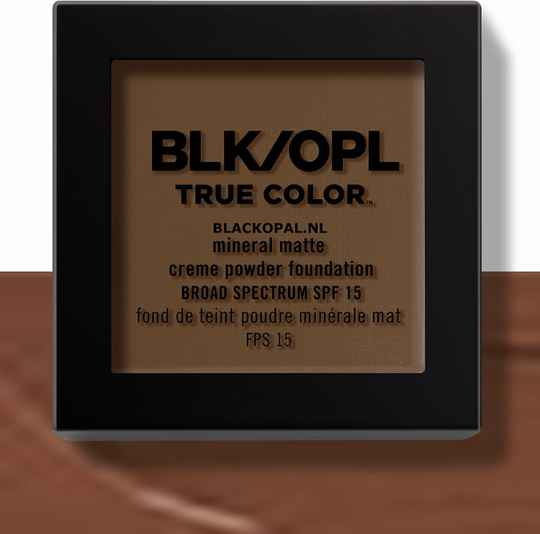 Black Opal Mineral Matte Cream Foundation Carob (620)