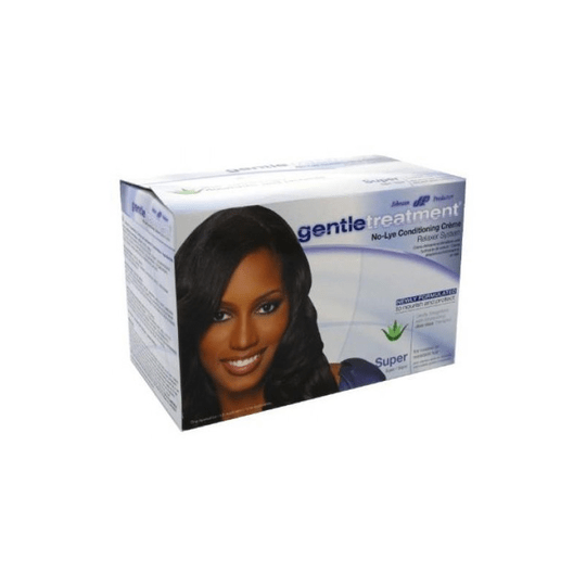 Gentle Treatment No-Lye Creme Relaxer Super