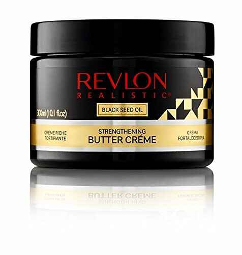 Revlon Realistic Black Seed Oil Butter Creme 300ML