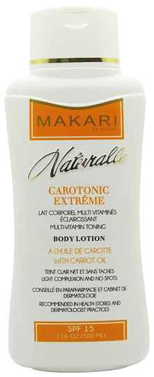 Makari Naturalle Carrotonic Extreme Body Lotion With Carrot Oil (500ml)