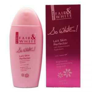 Fair & White Paris So White Lait Skin Perfector Brightening & Moisturizing Body Milk (500ml)