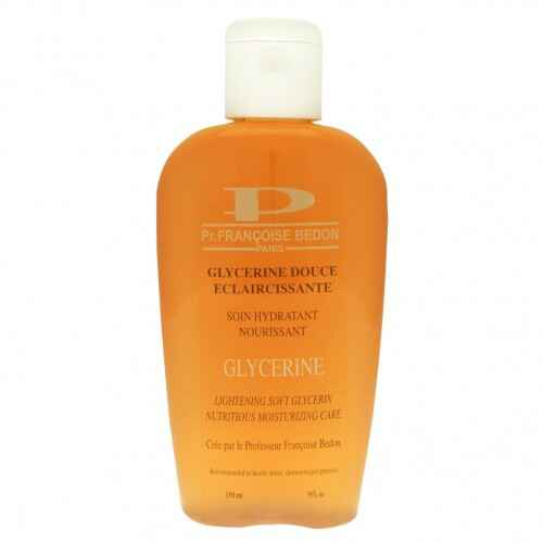Pr. Françoise Bedon Paris Glycérine Douce  Éclaircissant Lightening Soft Glycerin Nutrious Moisturizing Care (150ml)