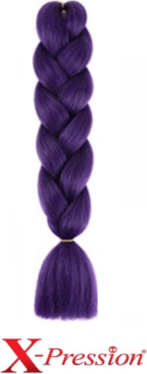 X-pression Braid # PURPLE