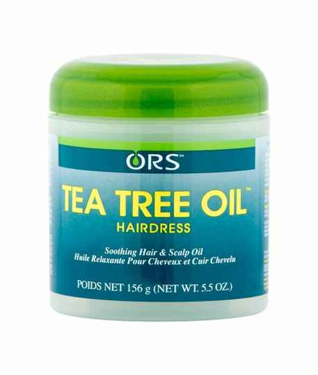 ORS Tea Tree Oil Smoothing Hair & Scalp Oil (156g)
