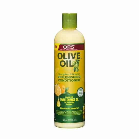 ORS Olive Oil Replenishing Conditioner Infused With Sweet Orange Oil Strengthen & Nourish (470ml)