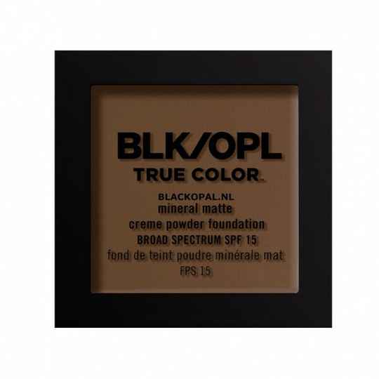 Black Opal True Color Mineral Matte Crème Powder Foundation Carob (620)