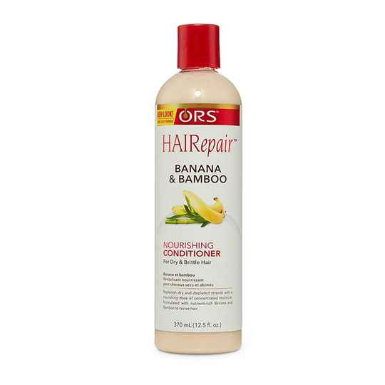 ORS Hair Repair Nourishing Conditioner With Banana & Bamboo Extract (369ml)