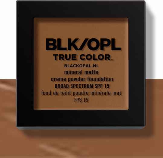 Black Opal Mineral Matte Cream Foundation Nutmeg (420)