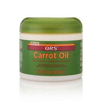 ORS Carrot Oil Hair Creme Creme De Cheveux (227g)