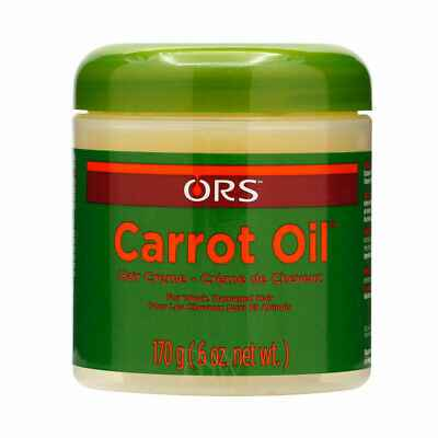 ORS Carrot Oil Hair Creme Creme De Cheveux (170g)