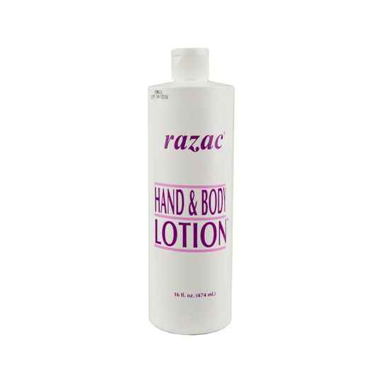 Razac Hand & Body Lotion (474ml)