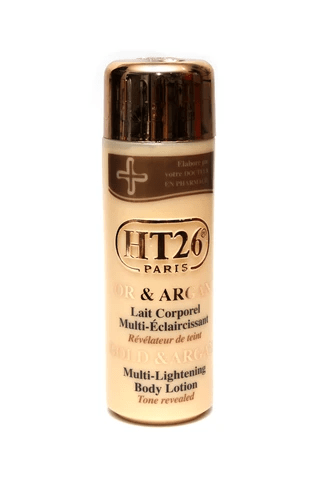 HT26 OR & ARGAN MULTI LIGHTENING BODY LOTION