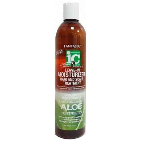 Fantasia IC Leave-In Mosturizer Hair And Scalp Treatment 355ML