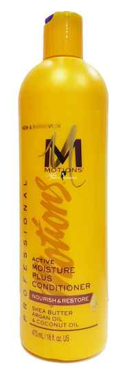 Motions Active Moisture Plus Conditioner With Sea Butter, Argan & Coconut Oil (473ml)