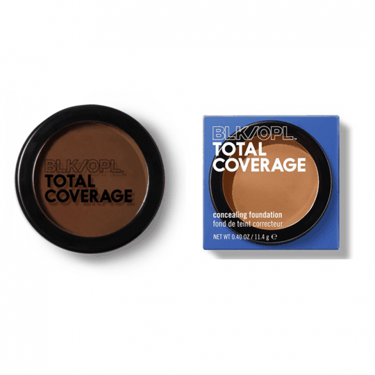 Black Opal Total Cover Concealing Foundation Carob (620)