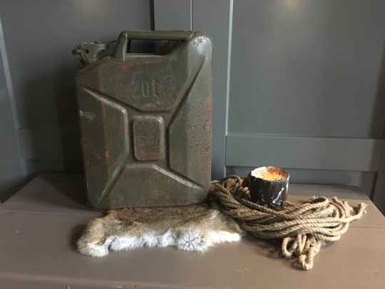 Oude Jerrycan