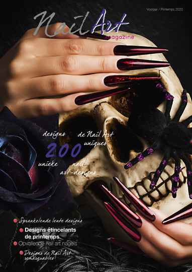 Losse nummers Nail Art Magazine
