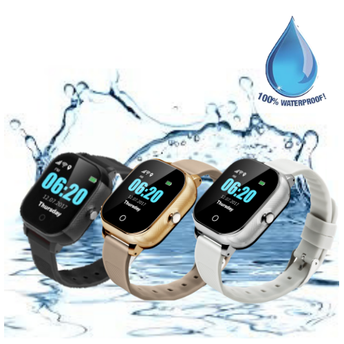 Epic Senior GPS Horloge (Waterproof)